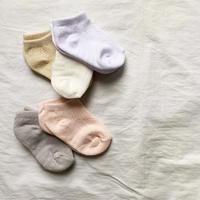 5 set lace ankle socks