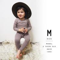 【M size - separate】  -light standard -longTee & leggings set-