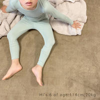【junior - separate】  -light standard -longTee & leggings set-