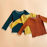 【retro rib】kids  tops