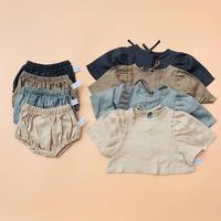 【quality time】girly linen kids setup