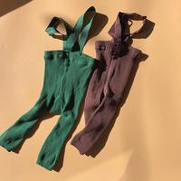 ※予約※strap leggings  2/7より発送