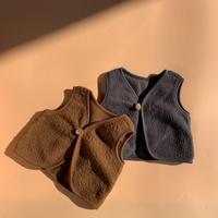 fleece vest  /  select item