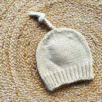 braid knit cap