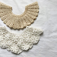 detachable lace collar