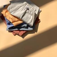 linen cotton MOM long pants