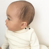 high necked / original standard - baby rompers set