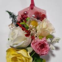 アロマワックスバー・ブリザブド薔薇ピンク H