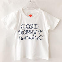GOOD MORNING nemuiyo (kids)Tシャツ