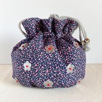 花咲くいろは きんちゃくバッグ