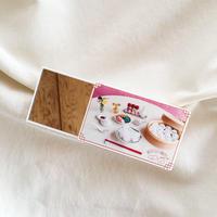 餃子くんと小籠包ちゃんスライドミラー2
