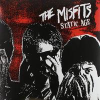 新品The MisfitsミスフィッツStatic Age レコードLP