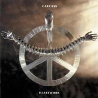 新品レコード カーカス Carcass Heartwork ハートワーク 輸入盤アナログLP