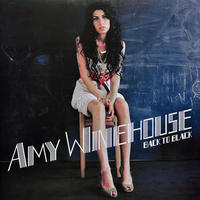 エイミー・ワインハウス Amy Winehouse – Back To Black バック・トゥ・ブラック アナログLPレコード輸入盤