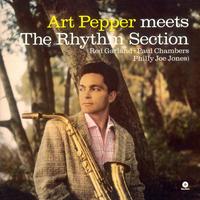 アート・ペッパー Art Pepper – Meets The Rhythm Section アナログLPレコード輸入盤