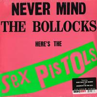 新品レコードSex Pistolsセックス・ピストルズNever Mind The Bollocks Here's The Sex Pistols勝手にしやがれ 輸入盤LP