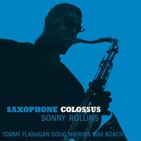 ソニー・ロリンズ Sonny Rollins – Saxophone Colossusサキソフォン・コロッサス アナログLPレコード輸入盤