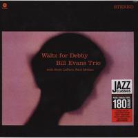 ビル・エヴァンス Bill Evans Trio – Waltz For Debbyワルツ・フォー・デビイ アナログLPレコード輸入盤