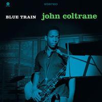 ジョン・コルトレーンJohn Coltrane – Blue Trainブルートレイン アナログLPレコード輸入盤