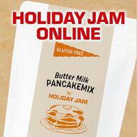 【グルテンフリー】バターミルクパンケーキミックス(店頭ピックアップ)