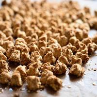 グラハムクッキー各種<スパイスジンジャー・オートミール・ココナッツ>(店頭ピックアップ)