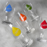 HI-C Enjoy グラス 5カラー セット