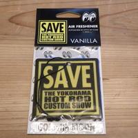 Save the Yokohama Hot Rod Custom Show エアー フレッシュナー MG815BK