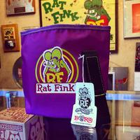 RAT FINK ユーティリティー バッグ パープル