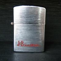 ジッポー型 オイルライター J&B Scotch Whisky