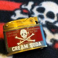 当時物 CREAM SODA オイル ライター