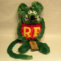 Rat Fink プラッシュ ドール ティッシュ ケース RAF569GR