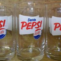 ペプシ グラス