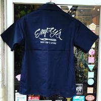 エンプティーズオリジナル オープンカラーシャツ