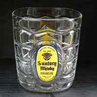 サントリー 角瓶グラス イエロー × ブルー