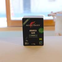 オーガニックカフェインレスインスタントコーヒー スティック50g MHN