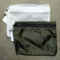 VINTAGE PARACHUTE LIGHT POUCH【Large】