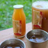 中川村のスパイスかおるりんごジュース 180ml