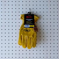 SUEDE COWHIDE GLOVES / KINCO