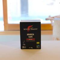 オーガニックインスタントコーヒー スティック50g MHN