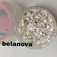 Belanova, pure glitter mix! ベラノバ グリッターミックス