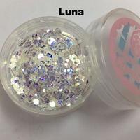 Luna, pure glitter mix! ルナピュア グリッターミックス