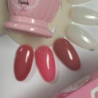 A Pink!  3in1 ジェルネイル カラージェル 15ml