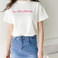 T5191 NoProblem-Tシャツ
