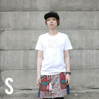 END ALS BASIC TEE WHITE (S)