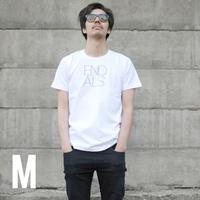 END ALS BASIC TEE WHITE (M)