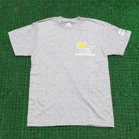 くるみちゃんTシャツ(チョビ・グレー)  小さめサイズ