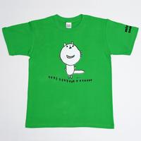 くるみちゃんTシャツ(フクマル・グリーン)