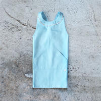 〈New York + SKY BLUE〉KIDS WORK APRON