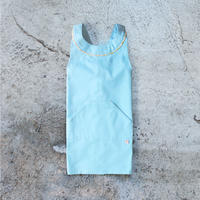 〈Berlin + SKY BLUE〉KIDS WORK APRON