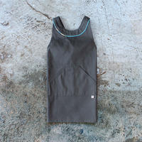 〈Berlin + CHARCOAL GRAY〉KIDS WORK APRON